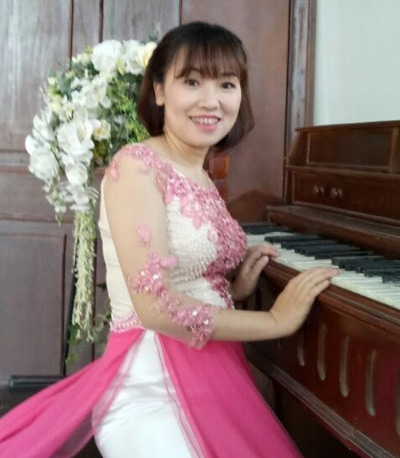 Bà Nguyễn Bích Thuỷ